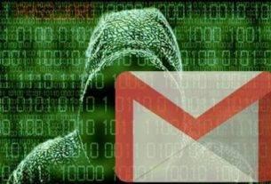 gmail data