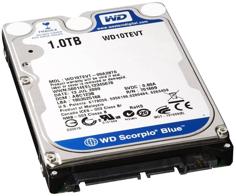 DW 1TB Hard Disk