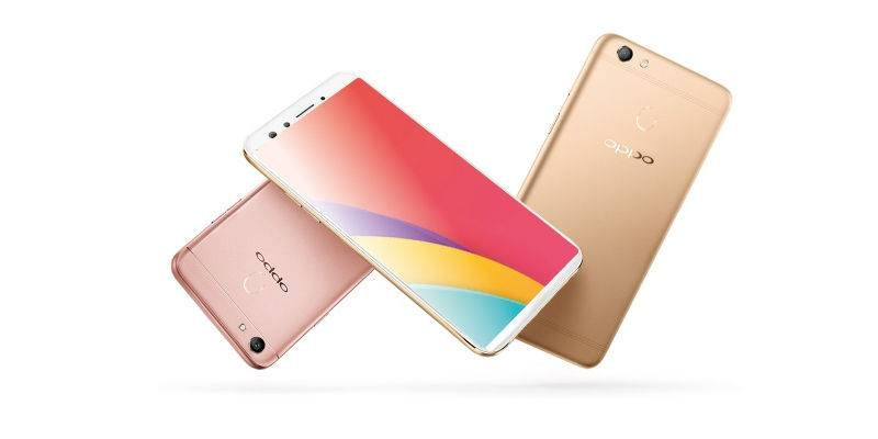 oppo f5 features