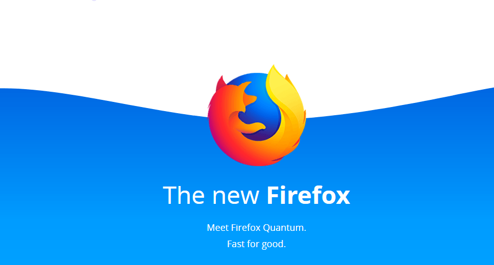 new Firefox Meet Firefox Quantum Fast good