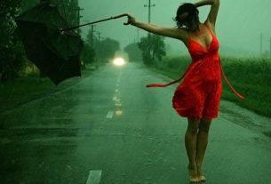 Why rain and how?