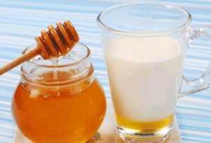 Benefits of Honey and Milk