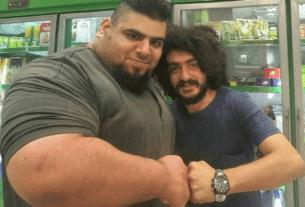 World's 5 Most Powerful Bodybuilders